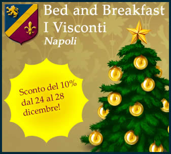 Bed and Breakfast Napoli - Offerta Natale 2011