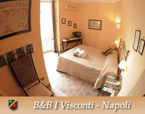 Napoli bed and breakfast